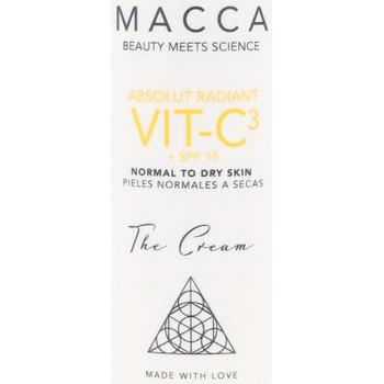 Bellezza Idratanti e nutrienti Macca Absolut Radiant Vit-c3 Cream Spf15 Normal To Dry Skin  50