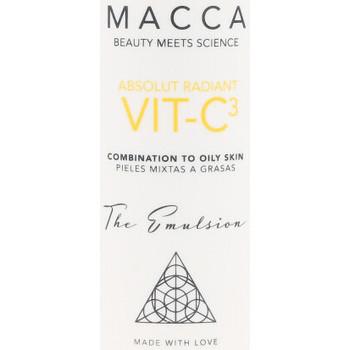 Bellezza Trattamento mirato Macca Absolut Radiant Vit-c3 Emulsion Combination To Oily Skin 50 50