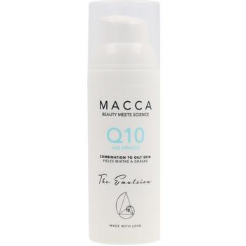 Bellezza Antietà & Antirughe Macca Q10 Age Miracle Emulsion Combination To Oily Skin  50 ml