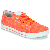 Scarpe Unisex bambino Sneakers basse Birkenstock ARRAN KIDS Arancio
