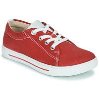 Scarpe Unisex bambino Sneakers basse Birkenstock ARRAN KIDS Rosso