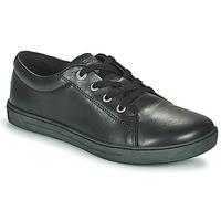 Scarpe Unisex bambino Sneakers basse Birkenstock ARRAN KIDS Nero