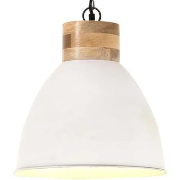 Casa Lampade da tavolo VidaXL Lampada a sospensione 46 cm Bianco