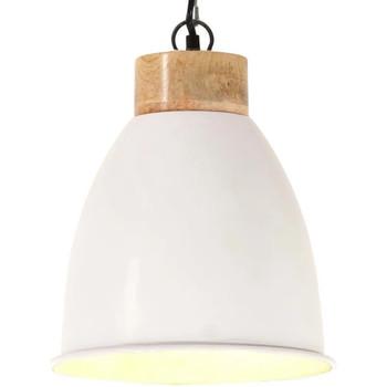 Casa Lampade da tavolo VidaXL Lampada a sospensione 23 cm Bianco