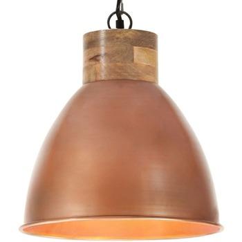 Casa Lampade da tavolo VidaXL Lampada a sospensione 46 cm Marrone