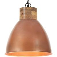 Casa Lampade da tavolo VidaXL Lampada a sospensione 35 cm Marrone