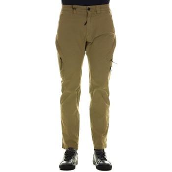 Abbigliamento Uomo Pantalone Cargo C.p. Company 10CMPA272A006026O - 329 - CORNSTALK Bianco