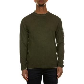 Abbigliamento Uomo Maglioni C.p. Company 10CMKN279A-004128S IVY GREEN 683 Verde