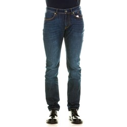 Abbigliamento Uomo Jeans slim Jeckerson JKUPA079CJ192D752 - Denim Blu