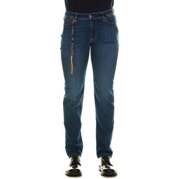 Abbigliamento Uomo Jeans slim Roy Rogers P21RSUO16D4081575 - DENIM Blu
