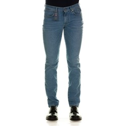 Abbigliamento Uomo Jeans slim Jeckerson JKUPA079BR769D784 - Denim Blu