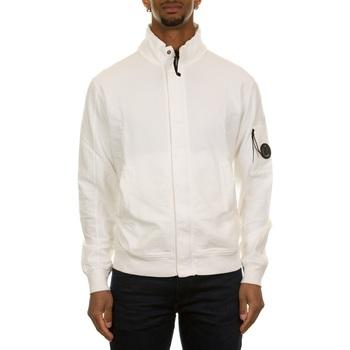 Abbigliamento Uomo Giubbotti C.p. Company 10CMSS127A002246G - 103 - GAUZE WHITE Bianco