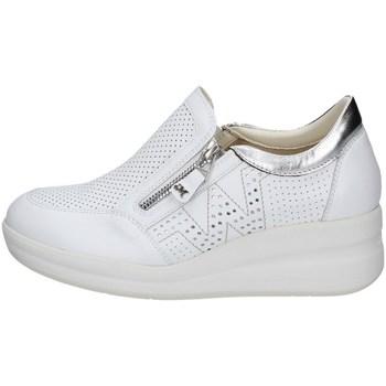 Scarpe Donna Sneakers basse Melluso HR20230 BIANCO