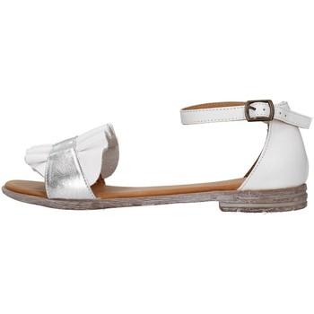 Scarpe Donna Sandali Bueno Shoes 20WN5021 BIANCO