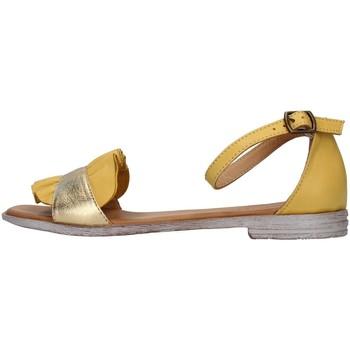 Scarpe Donna Sandali Bueno Shoes 21WN5021 GIALLO