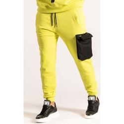 Abbigliamento Uomo Pantaloni da tuta Takeshy Kurosawa  Nero