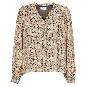 Abbigliamento Donna Top / Blusa Betty London PEPPER Nero / Multicolore