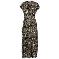 Abbigliamento Donna Abiti lunghi Betty London PARILLA Nero / Multicolore