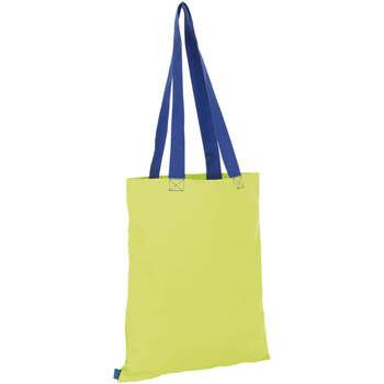 Borse Tote bag / Borsa shopping Sols HAMILTON Lima Verde