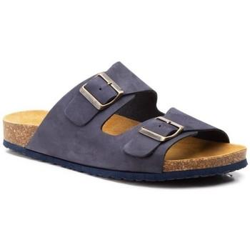 Scarpe Uomo Ciabatte Morxiva Shoes  Bleu