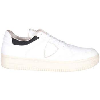 Scarpe Uomo Sneakers basse Philippe Model  Bianco