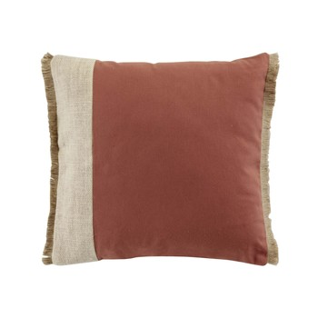 Casa cuscini Douceur d intérieur GREENYBEL Terracotta