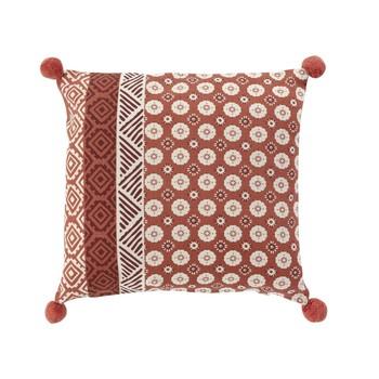 Casa Fodere per cuscini Douceur d intérieur CASAMIA Terracotta