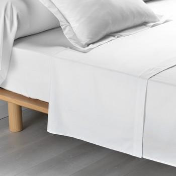 Casa Lenzuolo Douceur d intérieur PERCALINE Bianco