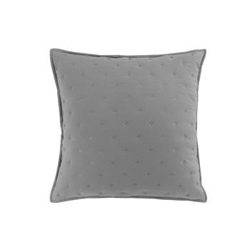 Casa Fodere per cuscini Douceur d intérieur MELLOW CHIC Grigio / Bianco