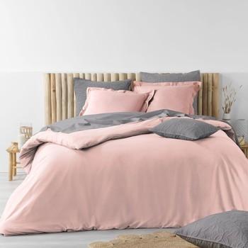 Casa Completo letto Douceur d intérieur STONALIA Rosa