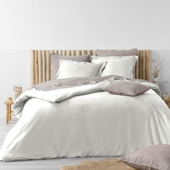 Casa Completo letto Douceur d intérieur STONALIA Bianco