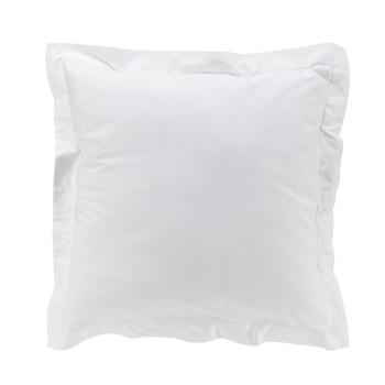 Casa Federa cuscino, testata Douceur d intérieur PERCALINE Bianco