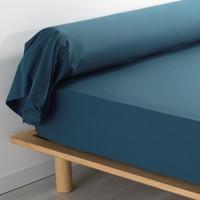 Casa Federa cuscino, testata Douceur d intérieur PERCALINE Blu