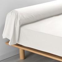 Casa Federa cuscino, testata Douceur d intérieur PERCALINE Naturel