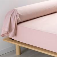 Casa Federa cuscino, testata Douceur d intérieur PERCALINE Rosa