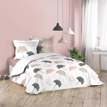 Casa Completo letto Douceur d intérieur BILOBA Bianco