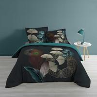 Casa Completo letto Douceur d intérieur GINKOBLUE Blu / Scuro