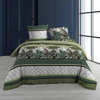 Casa Completo letto Douceur d intérieur PAPOUASIE Verde