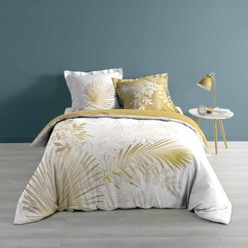 Casa Completo letto Douceur d intérieur STRASSY Bianco