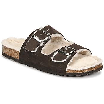 Scarpe Donna Pantofole Casual Attitude NEW Nero