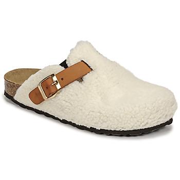 Scarpe Donna Pantofole Casual Attitude NEW Bianco