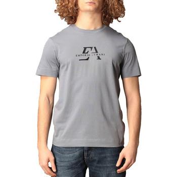 Abbigliamento Uomo T-shirt & Polo Armani 3K1TL71JULZ grigio