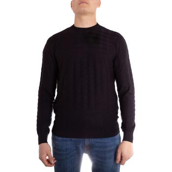 Abbigliamento Uomo Maglioni Armani 6H1MX71MITZ blu