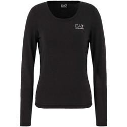 Abbigliamento Donna T-shirt & Polo Emporio Armani EA7 6HTT04TJ28Z nero