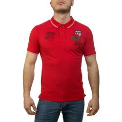 Abbigliamento Uomo T-shirt & Polo Blauer 19SBLUT02127 rosso