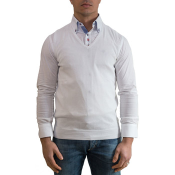 Abbigliamento Uomo Gilet da completo Peuterey PEU0267 bianco