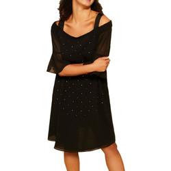 Abbigliamento Donna Abiti corti Persona 1222249 nero