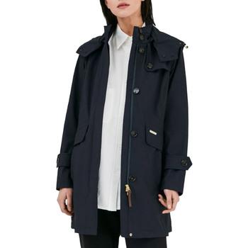 Abbigliamento Donna Giubbotti Woolrich WWCPS2718 blu