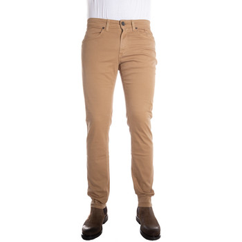 Abbigliamento Uomo Pantaloni Jeckerson P00UPA079 beige