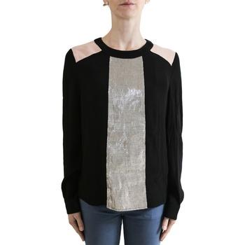 Abbigliamento Donna Camicie Armani jeans B5006NQ nero